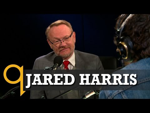 Mad Men star Jared Harris on playing King George in The Crown