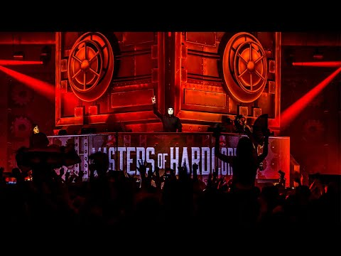 Angerfist Live @ Masters Of Hardcore 2019 - Vault Of Violence