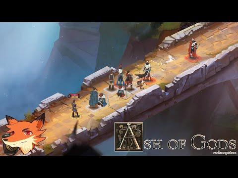 Ash Of Gods: Redemption [FR] Gérez Votre Caravane Pour Survivre Dans Un Monde Sans Pitié!