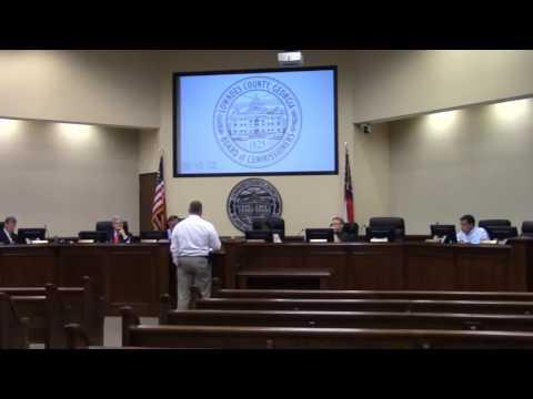 6.c. Resolution to Adopt the Lowndes County Hazard Mitigation Plan Update