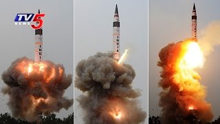 """India's successful Test of Nuclear-Capable """"Agni 5"""" Leaves China Worried 