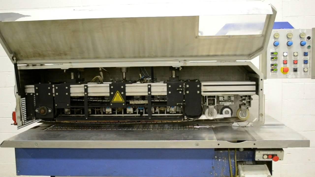 Veneer Splicer Machine