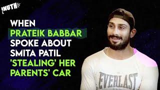 When Prateik Babbar Spoke About Smita Patil 'Stealing' Her Parents' Car