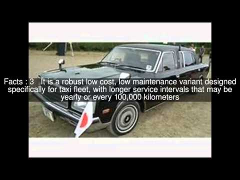 Toyota Limo Top  #5 Facts