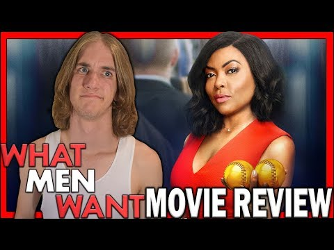 What Men Want - Movie Review
