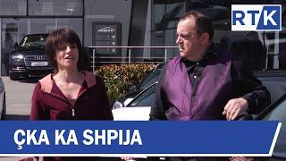 Çka Ka Shpija - Episodi 25 - Sezoni III- të 27.03.2017