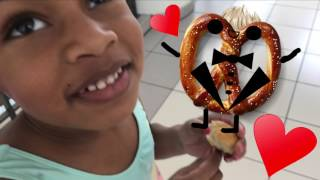 JoJo Bows Toy Hunt Challenge Walmart with Naiah and Elli Toys Show