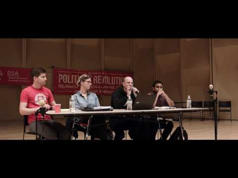 Building the Socialist Movement in the Trump Era feat. Bhask