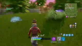 Fortnite game with maybe mathis and nutty skin breakage
