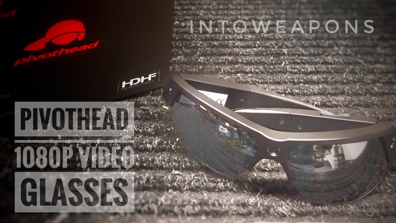 3425085b1dd2 1080p HD Video Glasses by Pivothead  Best POV Recording! - YouTube