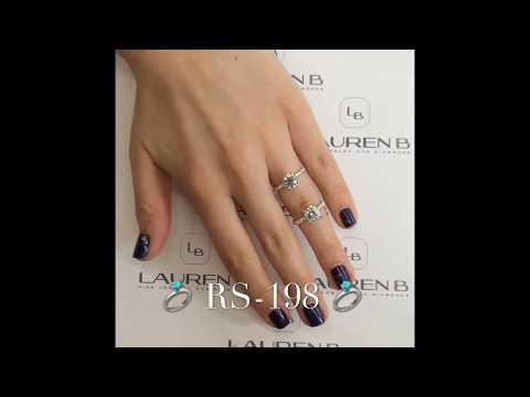 2 Carat Round vs Cushion Cut Diamond Engagement Rings