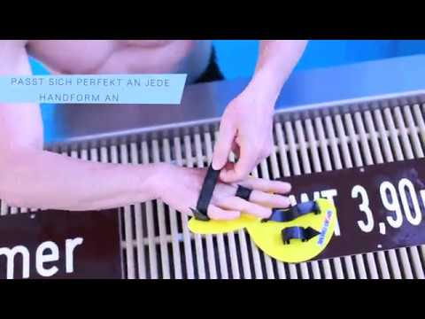 Video: Sport-Thieme Finger Paddles
