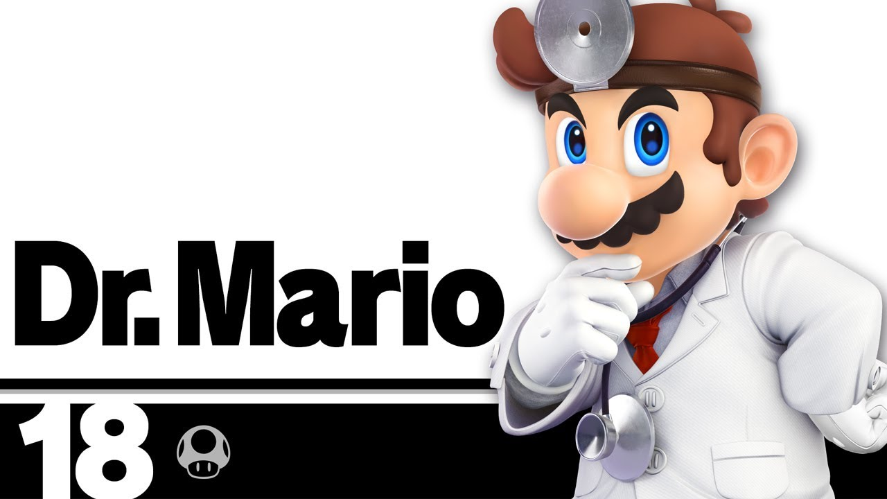 The Ultimate Super Smash Bros  Character Guide: Dr  Mario - Geek com