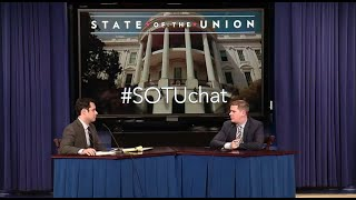 State of the Union: Huffington Post Interview