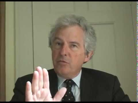 Lord William Waldegrave interview - part one - 2011