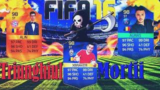 Triunghiul Mortii - FIFA 16 1 vs 1
