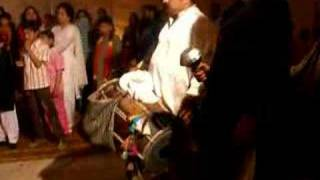 Drums at marriage