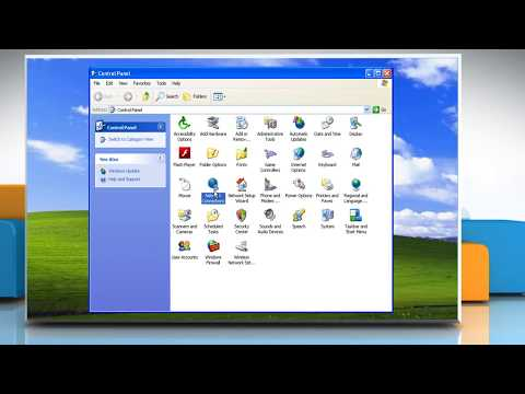 How to Connect to the Internet in Windows® XP PC