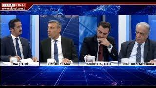 Başkent Kulisi- 22 Ekim 2019- Öztürk Yılmaz- Semih Koray- Kadir Ertaç Çelik- Ulusal Kanal