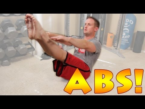 BEST ABS BODY WEIGHT EXERCISES FOR SIX PACK