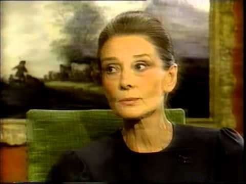 Audrey Hepburn Interview - 1991