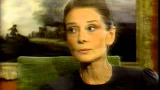 Audrey Hepburn Interview - 1991