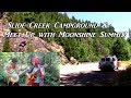 Slide Rock Campground & Meet Up with Moonshine Summit! VanLife On the Road