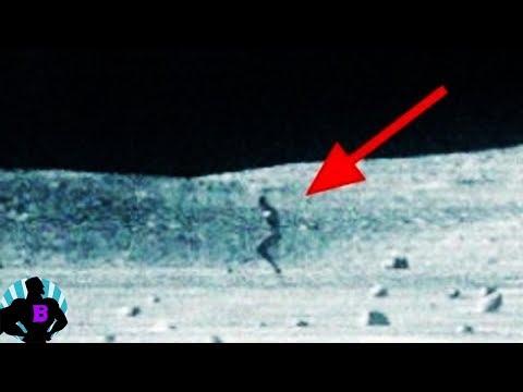 Secretos más aterradores de la luna, de los que nadie habla