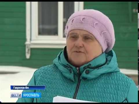 Некачественный капремонт стал причиной протекающей крыши в одном из домов Гаврилов-Яма