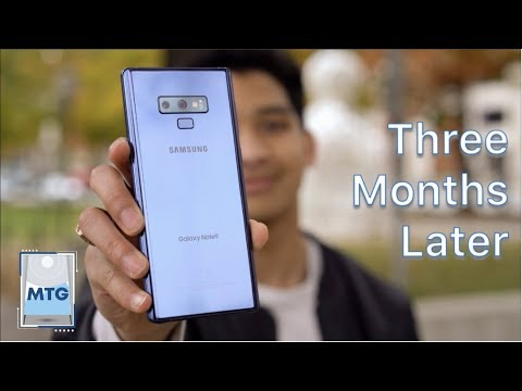 Note 9 Review: After The Hype   Still the Best?