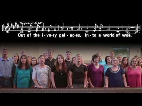 """Praise And Harmony """"Ivory Palaces"""""""