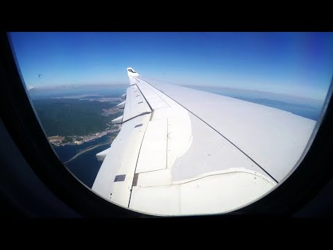 ✈ Finnair Airbus A330-300 Landing At Osaka Kansai Airport (KIX) [4K] ✈