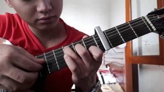 """Hướng dẫn guitar: Intro, đệm hát """"Hãy nói đi"""" - Uyên Pím - Bệt Band"""