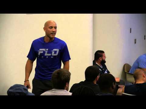 Chris Flores Motivational Talk: Leadership