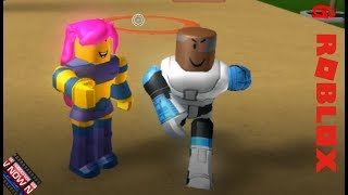 Teen Titans Go: Star From Space | Starfire - Roblox |