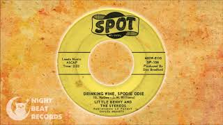 """Little Benny & the Stereos - """"Drinking Wine, Spodie Odie"""" (SPOT) 1961"""