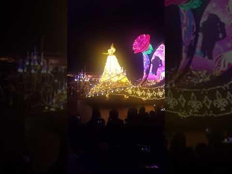 Paint the Night HK Disney Land - Part 2