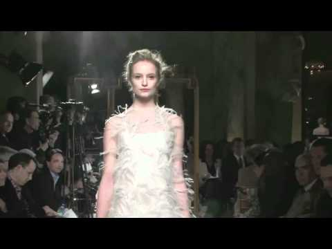 Stewardship Report Fashion: Marchesa Fall Winter 2012/13