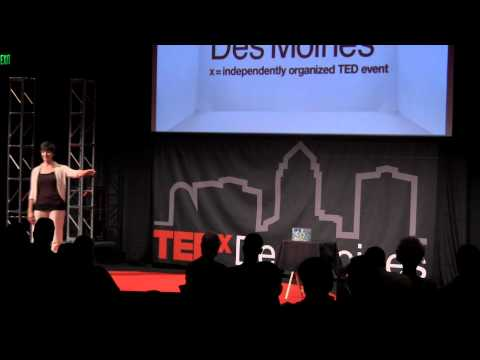 Beyond Closure: Nancy Berns at TEDxDesMoines