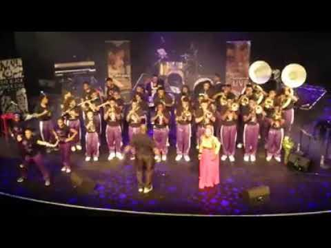 Sounds of Royalty in South Africa at the Soweto Theater