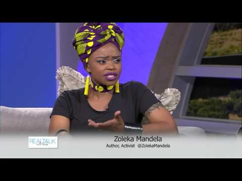 Real Talk with Anele Season 3 Episode 46 - Zoleka Mandela & Thierry Bashela