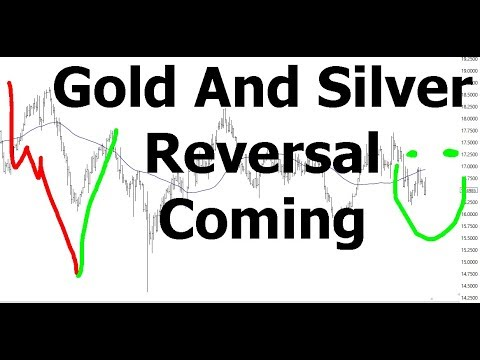 Gold And Silver Reversal Coming