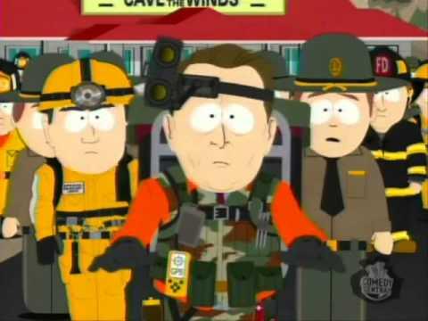 I'm Super Duper Serial! - South Park (Al Gore)