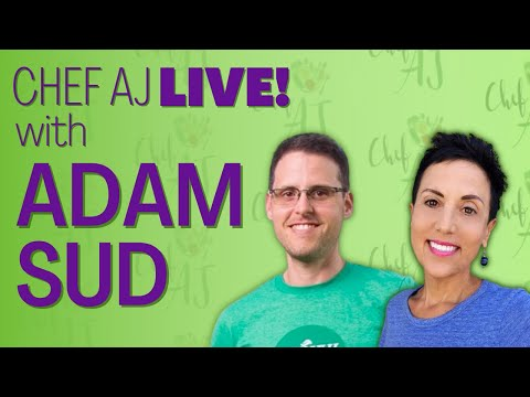 Healthy Living LIVE with Adam Sud