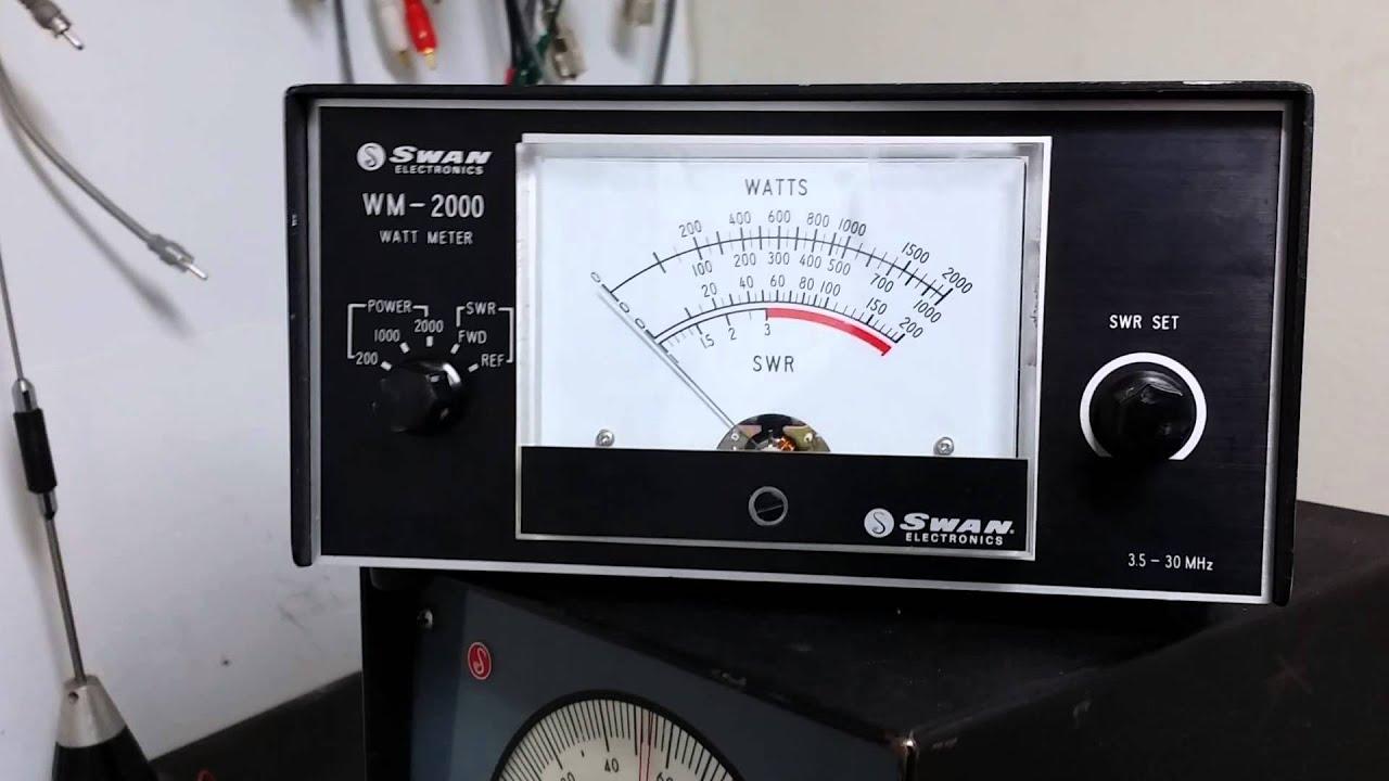 Johnson Viking Ranger Transmitter
