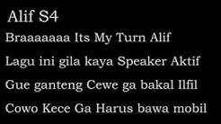 Young Lex Ft Alif S4 ALIG  lirik  - Durasi: 3:44.