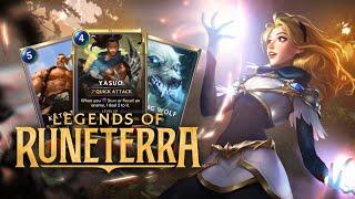 Travis interviews Mel Li - Legends of Runeterra designer about all aspects of the game!
