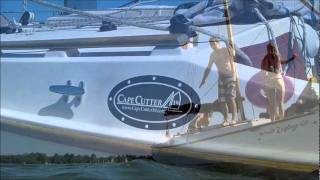 Cape Cutter 19 - Zephyr does France 2011