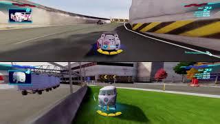 Тачки 2/Cars 2 Прохождение (2 игрока)Xbox 360 №88