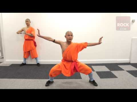 Shaolin Monk breaks iron bar using his head! | Metal Hammer